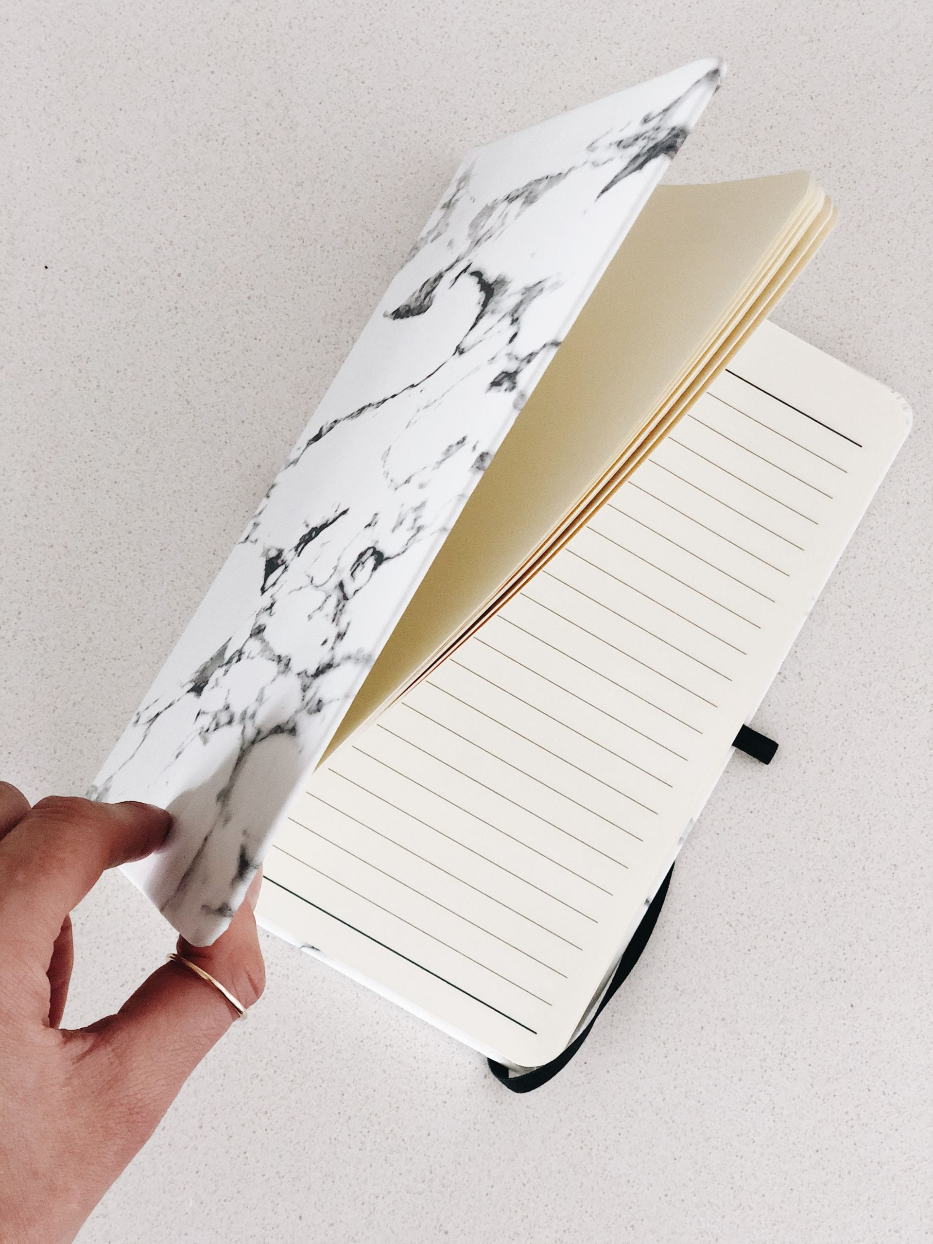 Journal A5 - Marble